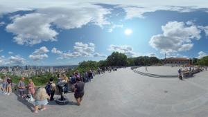 parc mont royal belvedere hoppin