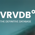 vrvdb - virtual reality video database